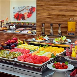 Restaurant am Park - Breakfast Buffet